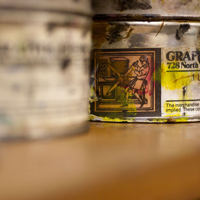 Printmaking inks