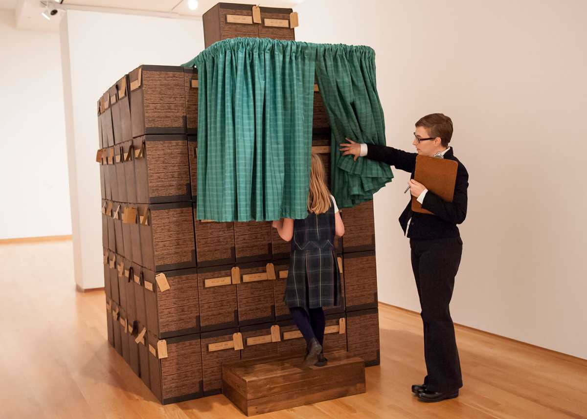 The Power of the Ballot, Nasher Museum of Art, Duke University  Credit: Jay Caldwell