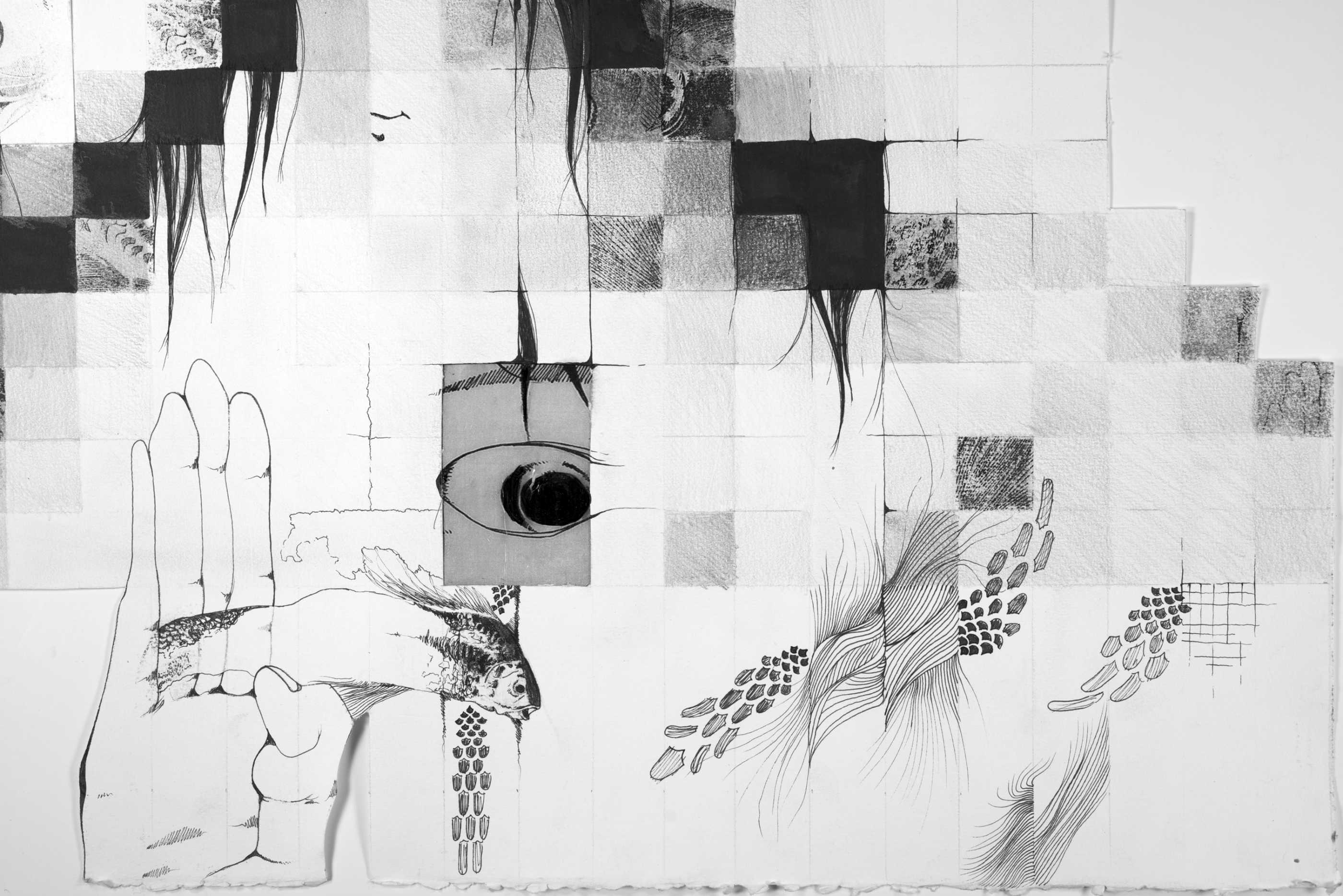 """""""The Master Remix: Tactics in Appropriation"""" from Foundations Drawing"""