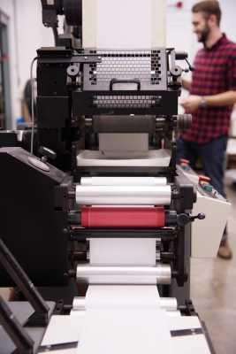 GAIT student operating press