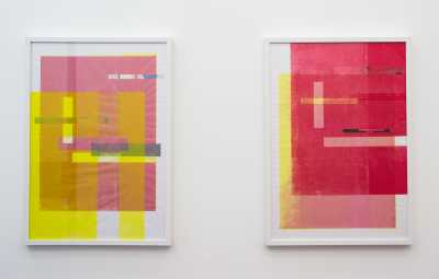 Two large prints