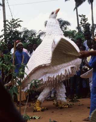 Big Bird Masquerade