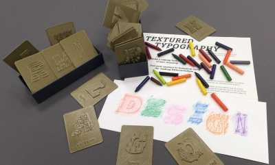 Textured Typography