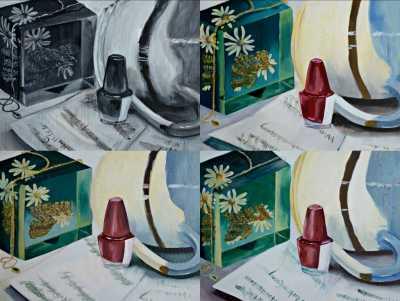 Still Life Color Studies