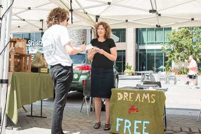 Dreams for Free Raleigh
