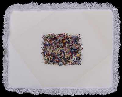 Six Thousand French Knots