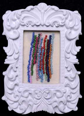 Three Hundred and Fifty French Knots