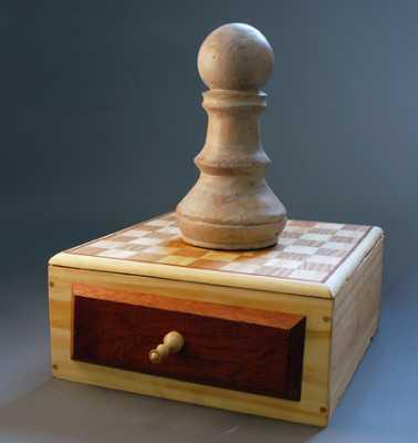 Memorial Chess Board