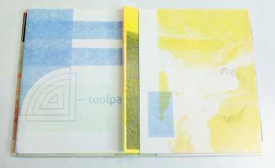Warp : conceal, artist book
