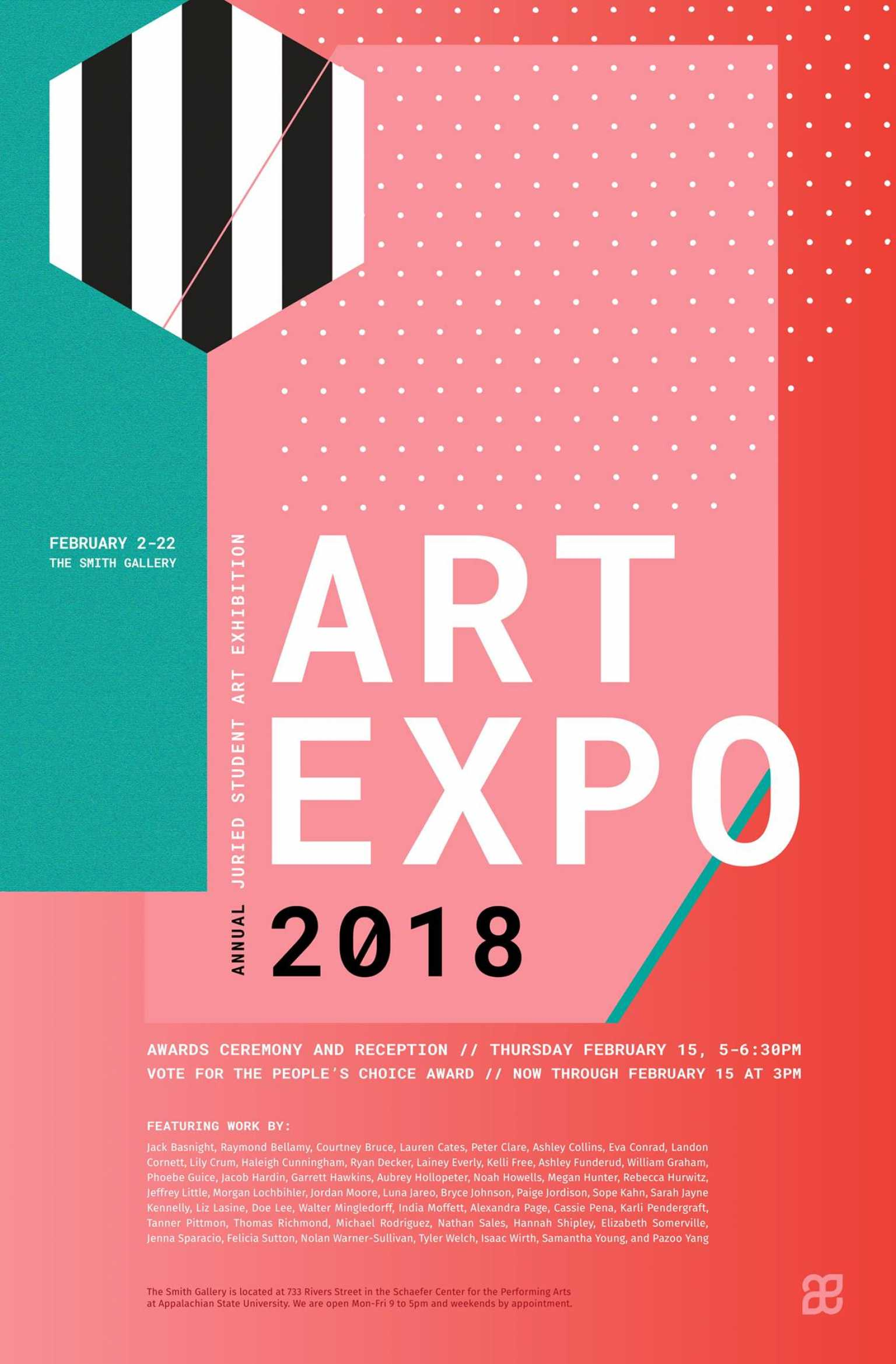Art expo poster