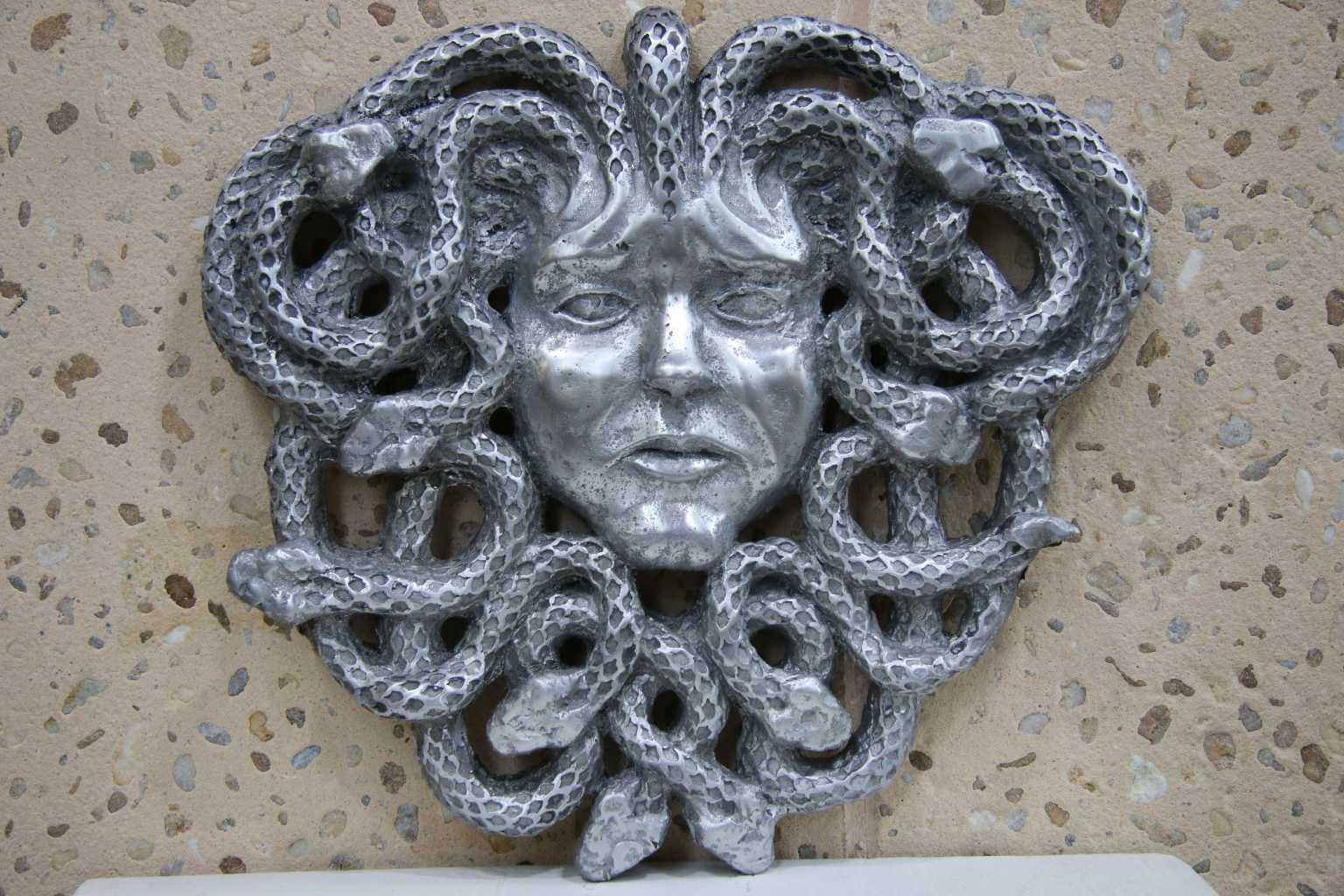 Medusa by Andy Hollar