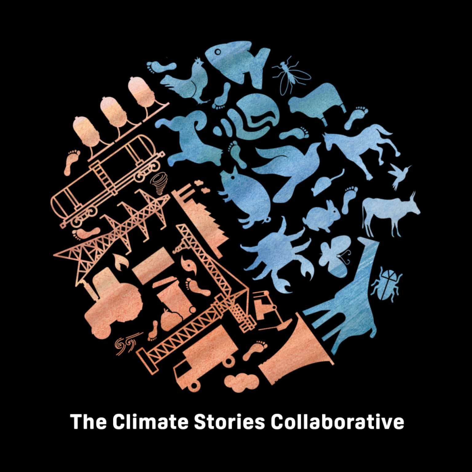 Climate Stories Collaborative Logo