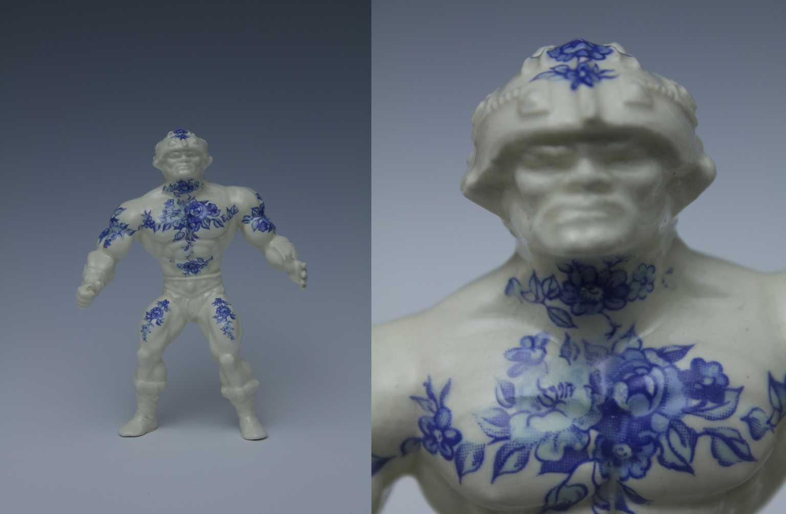 Man-At-Arms (Blue Rose)