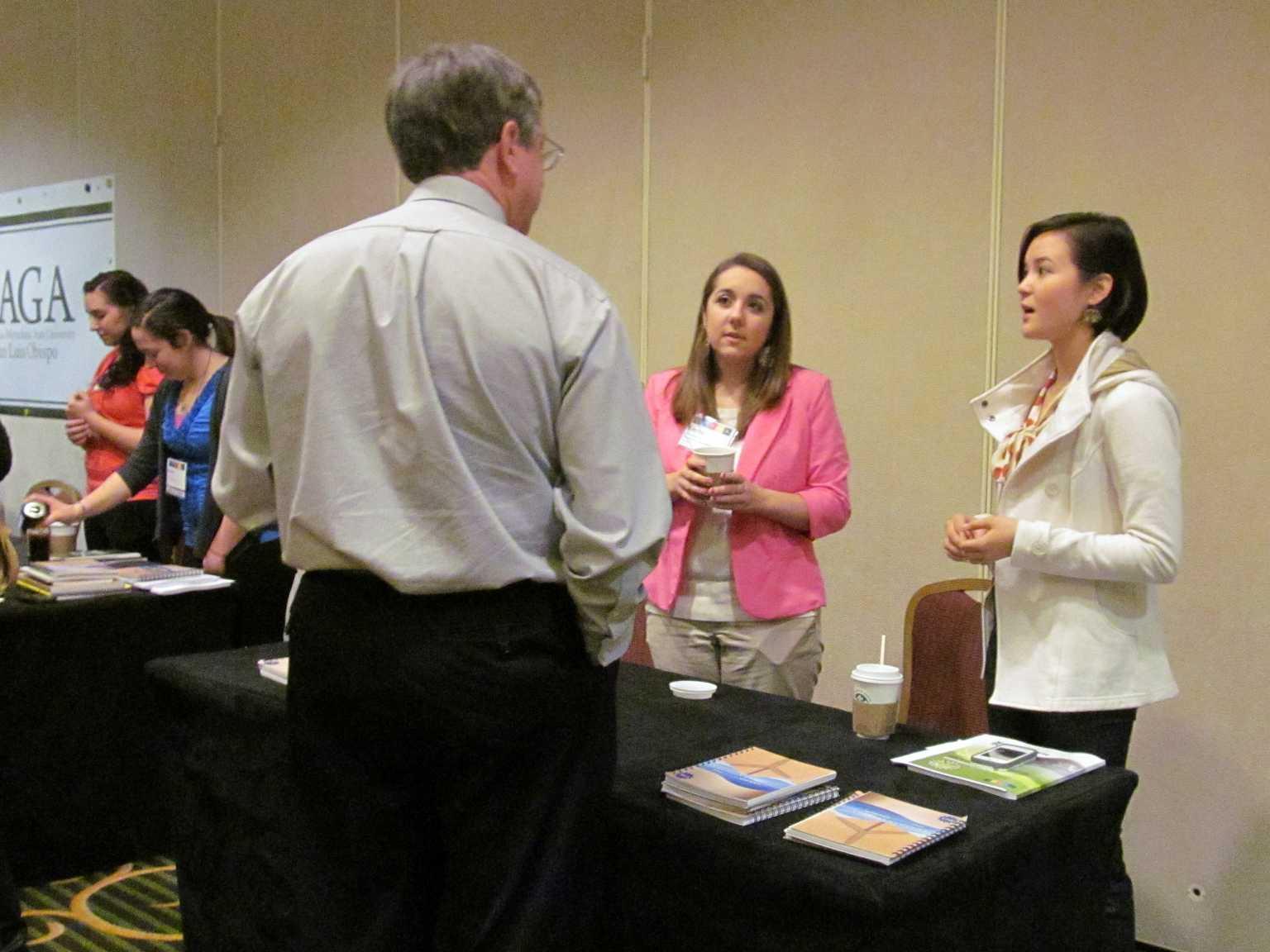 Journal presentation at TAGA conference