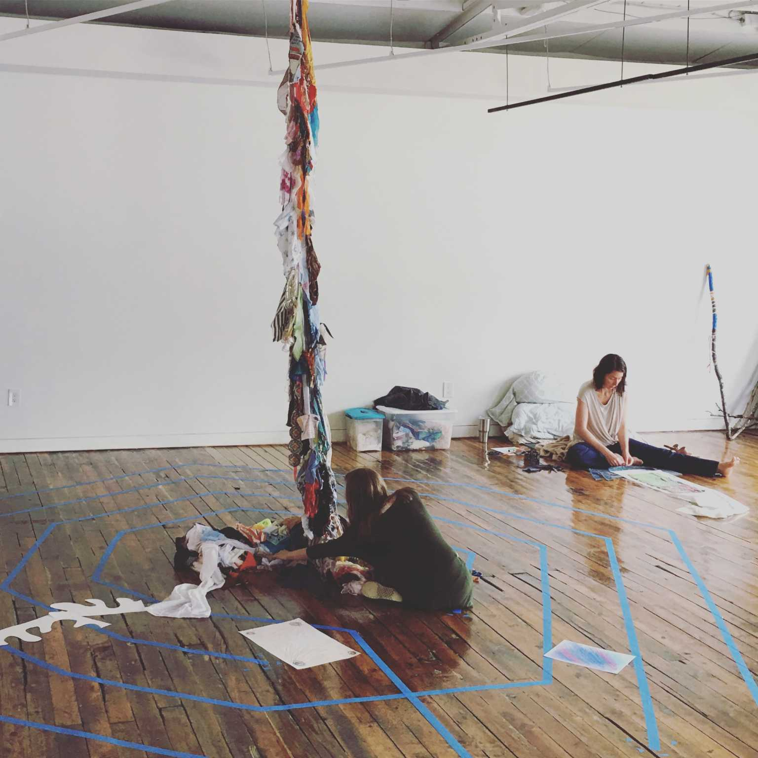 Socially Engaged Art Practices Around Dreaming