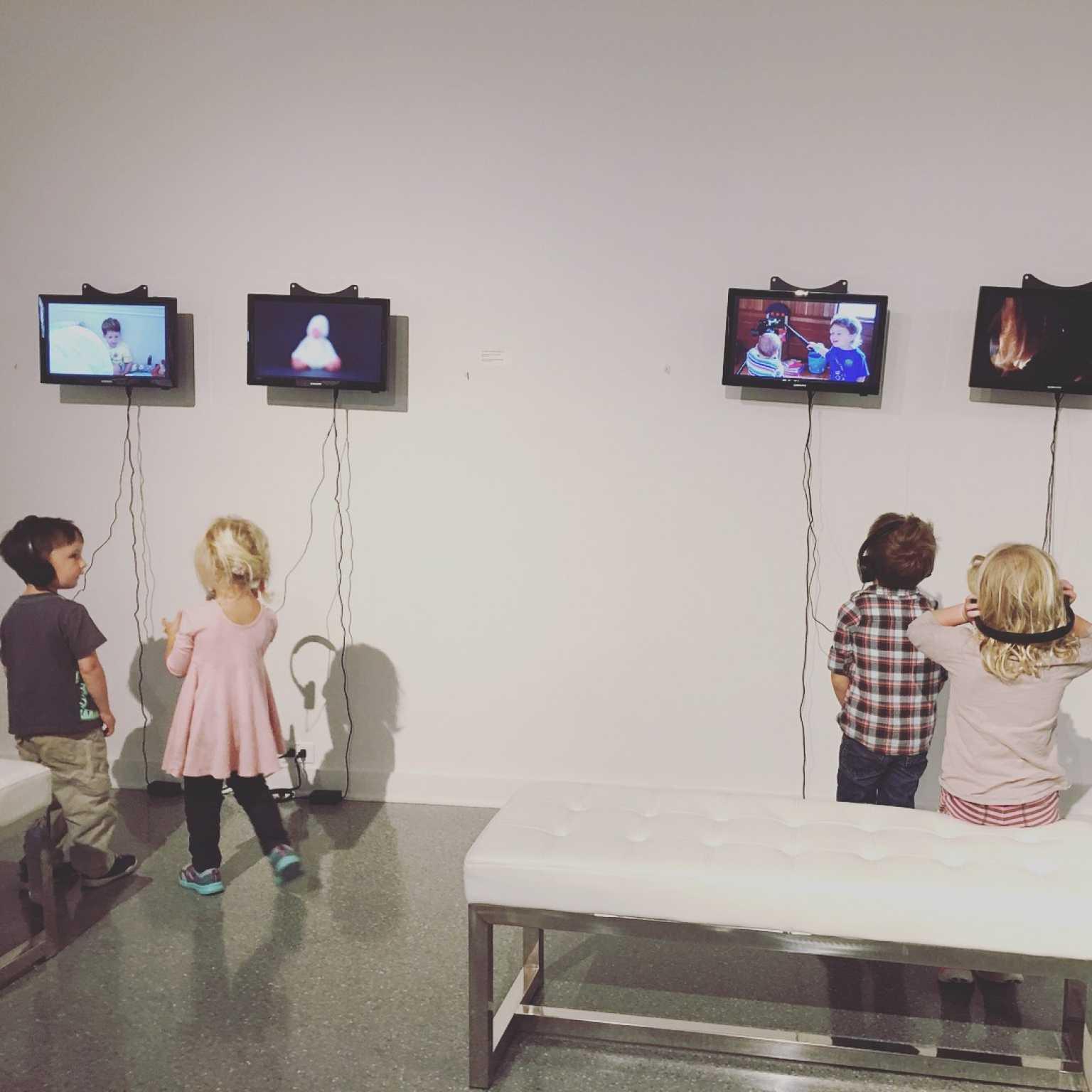 Sharing Through Contemporary Art