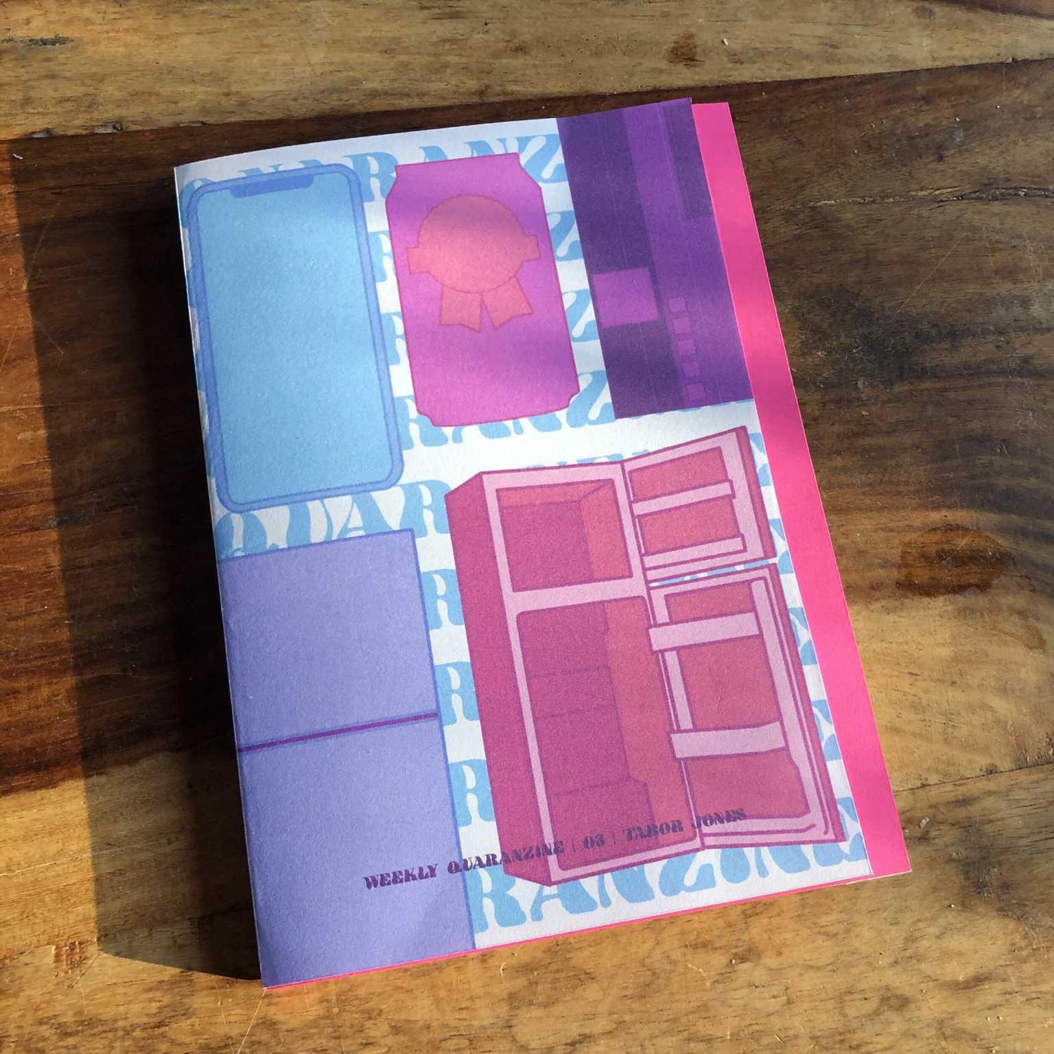 Quaranzine cover