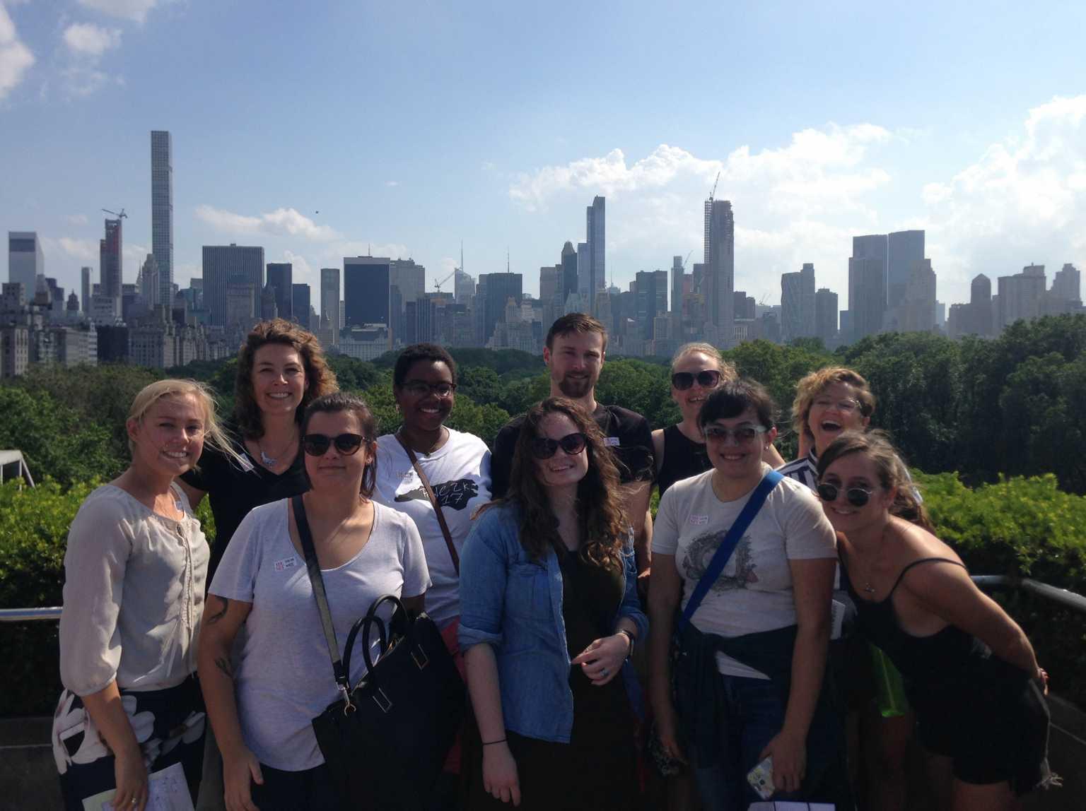 NYC Summer 2017 Trip