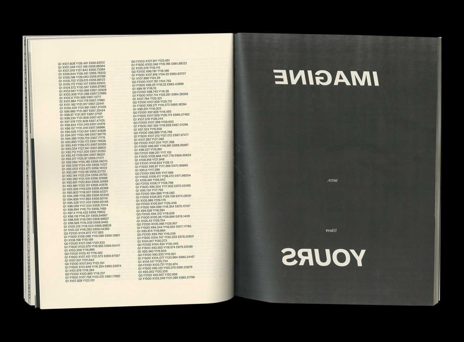 Consumer Catalog, Perhapstechnobuyproduct, 2018
