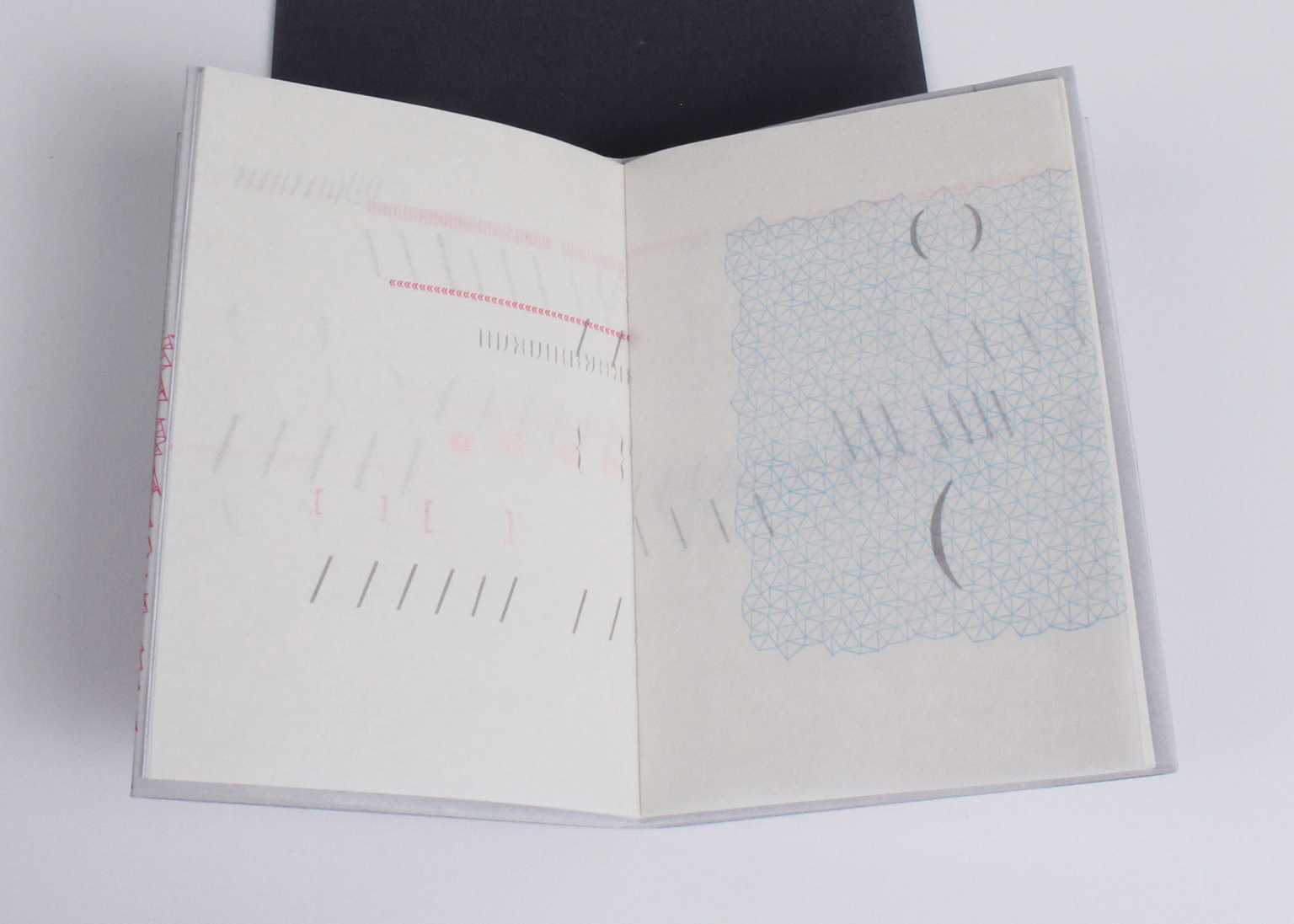 Redirecting Shift, artist book