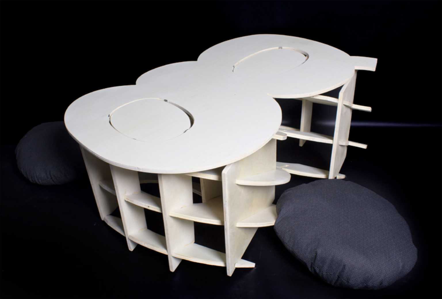 Low seated g table