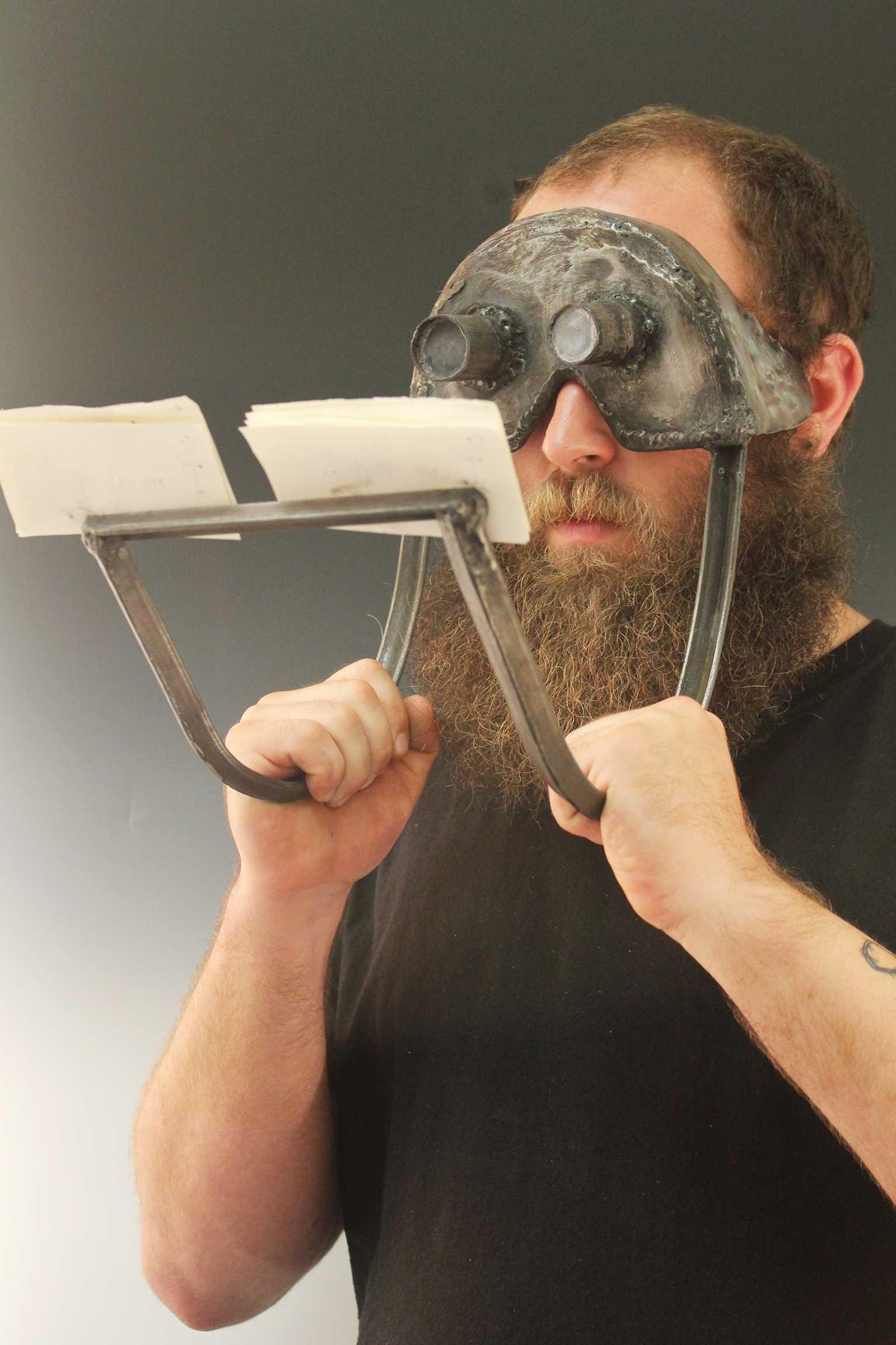 Scrap Metal Adornment