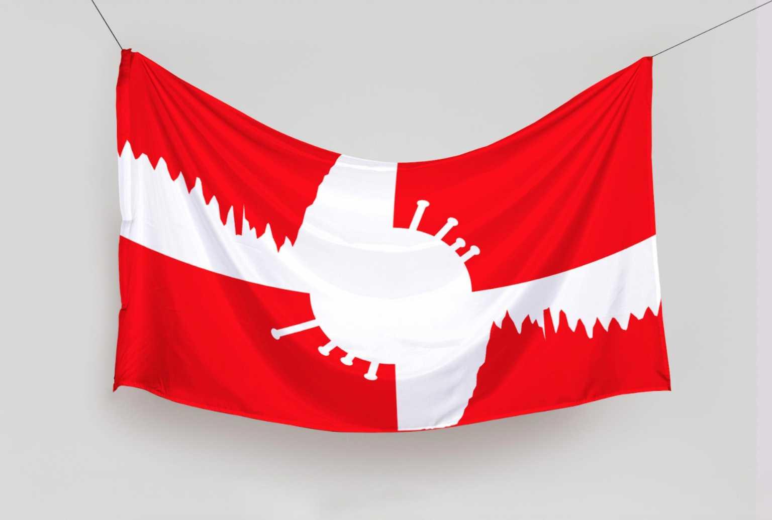 COVID-19 Flag