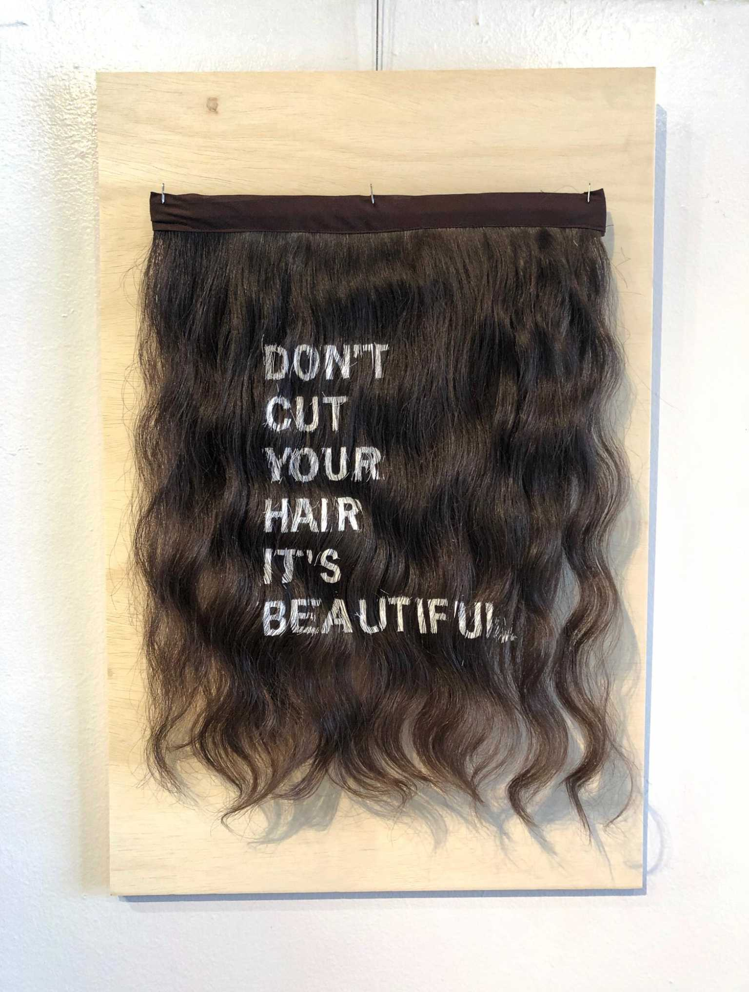 Don't Cut Your Hair It's Beautiful