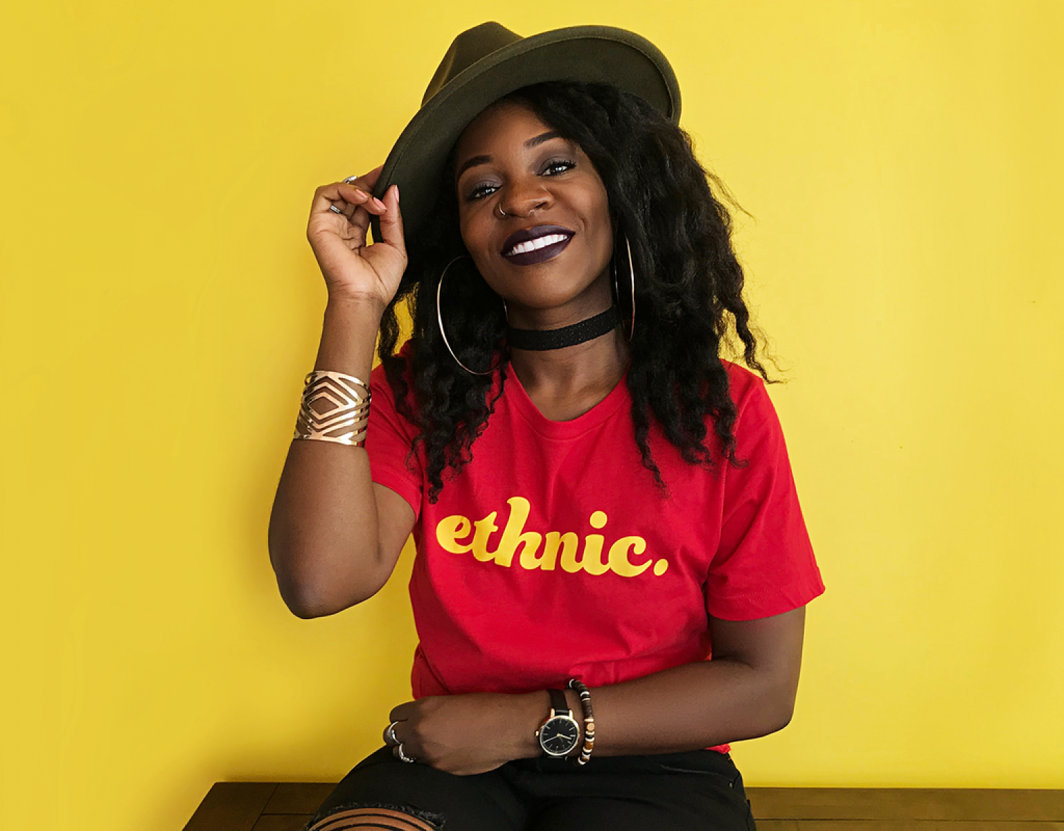 Graphic Design alumna Renee Richards, founder of Funk Era