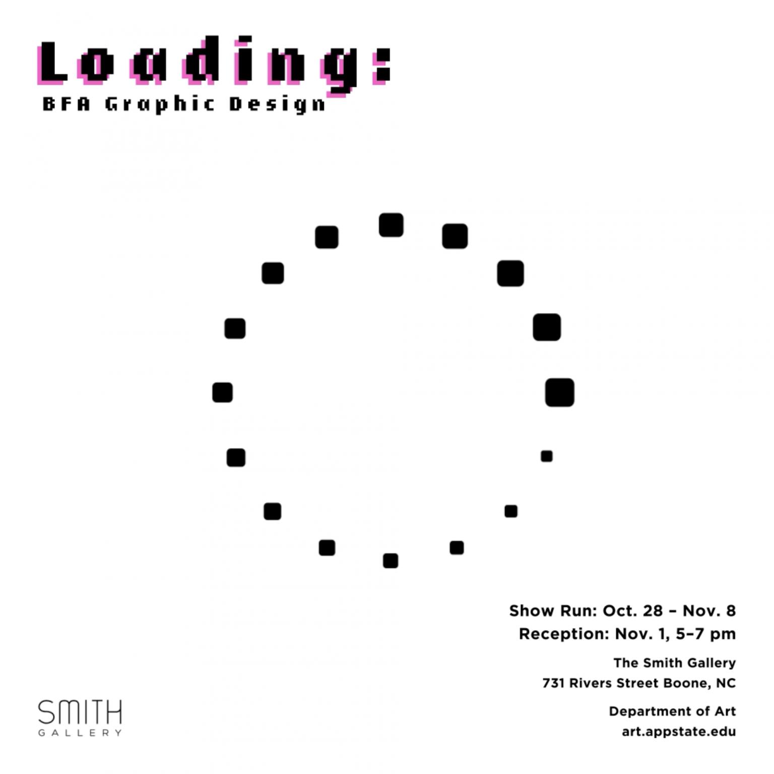 Loading: BFA Graphic Design