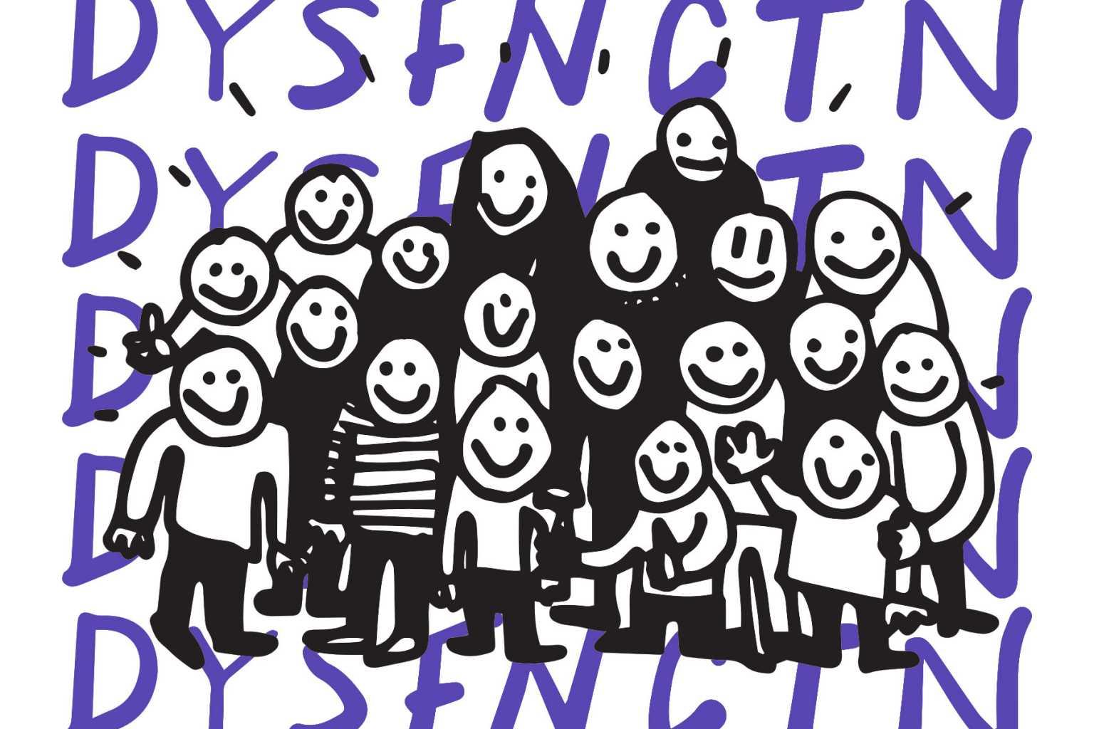 Dysfnctn Promo Artwork