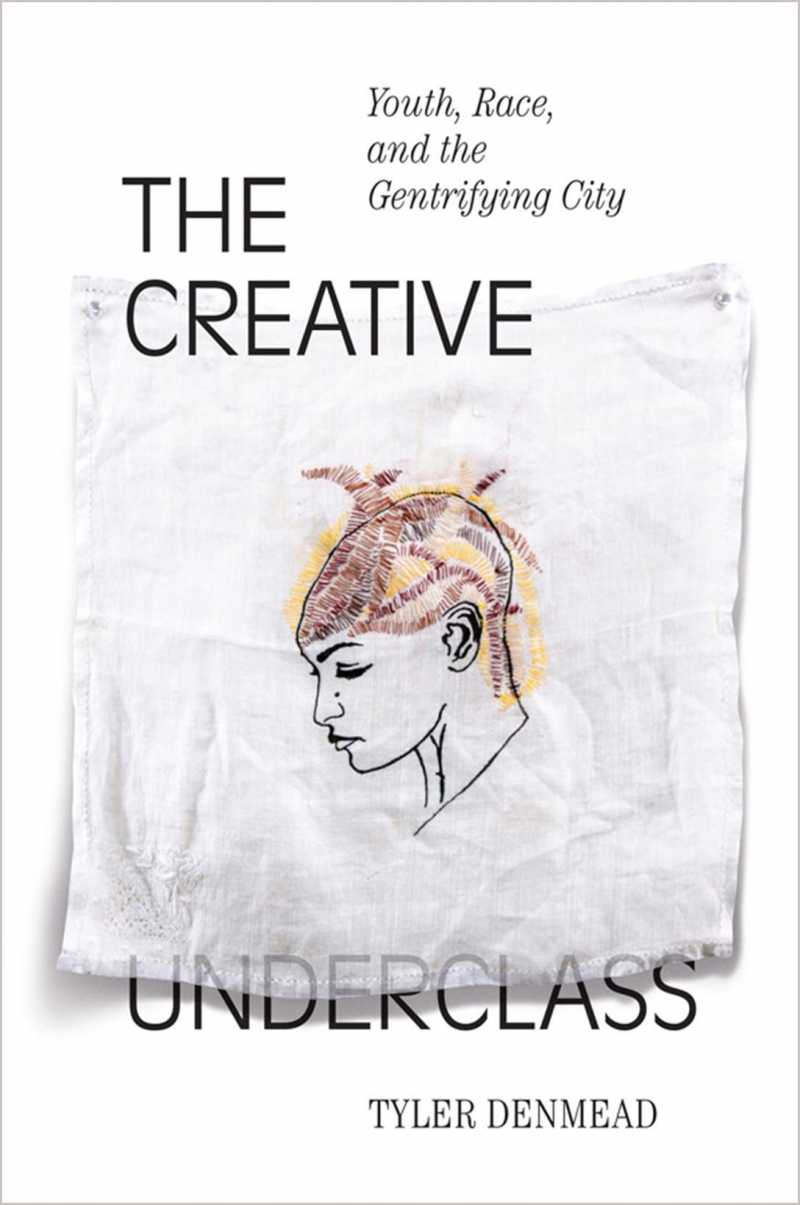 Book cover of The Creative Underclass