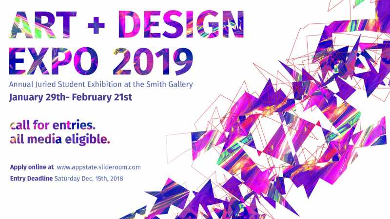 Art+Design Expo 2019 banner