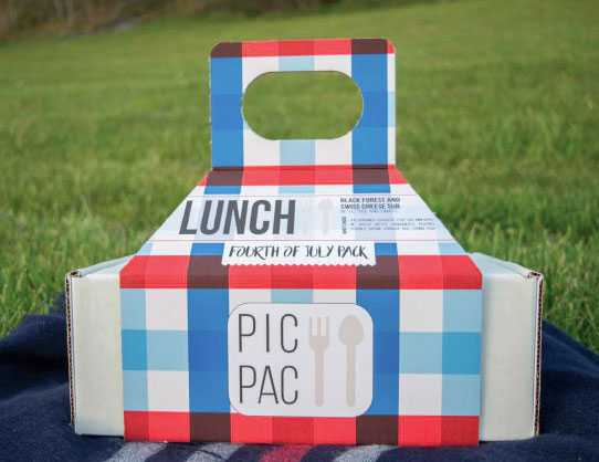 Picnic Pac design by Abby Smith